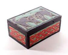 Rectangular Asian/Oriental Decorative Boxes, Jars & Tins