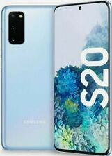 *SAMSUNG GALAXY S20 SM-G980F/DS 128GB SIM FREE UK PHONE DUAL SIM