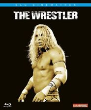 THE WRESTLER (Mickey Rourke, Marisa Tomei) Blu-ray Disc NEU+OVP