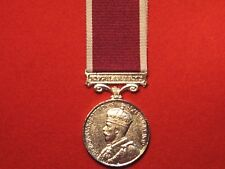 FULL SIZE ARMY LSGC MEDAL GEORGE V WW1 MEDAL MUSEUM COPY MEDAL
