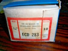 """9 CROUSE-HINDS ECD 283 BREATHERS FORV EXPLOSION PROOF CONDUITS 1/4"""""""
