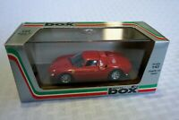 Ferrari 250 Lm Le Mans Prova 1964 Red Model Box 1:43 MB8434 Model
