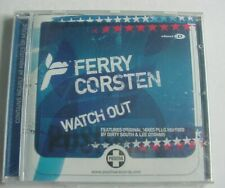 FERRY CORSTEN Watch Out CD Maxi Single Enhanced Positiva 2006 UK House Trance