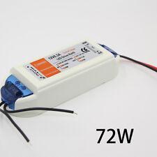 72W LED Driver strip Power Supply adpter Transformer AC110V 120V 220V to DC 12V