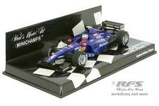 Prost Peugeot AP02 - Button - Formel 1 Test Barcelona 1999 - 1:43 - Minichamps