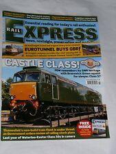 Rail Express Magazine no 170, July 2010.