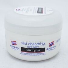 Neutrogena Fast Absorbing Light Moisturising Body Balm Norwegian Formula 200ml