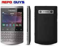 BlackBerry Porsche Design P'9981 8GB Silver Arabic & English