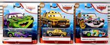 3 Disney Cars FAREGAME * JAMBALAYA * LIABILITY Thunder Hollow CRAZY 8 Derby 2020