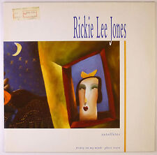 "12"" Maxi - Rickie Lee Jones - Satellites - B3019 - RAR - washed & cleaned"