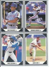 1991 Leaf New York Mets Team Set