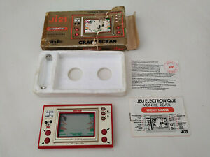 Nintendo Mickey Mouse Game and Watch MC-25 (1981)