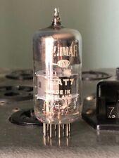 NOS Brimar 12AT7 / ECC81 Valve/Vacuum Tube, AVO Tested - (#112)
