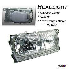 Head Light Suit MERCEDES Benz W123 200D 230E HEADLIGHT Lights Lamps 76-84 RHS