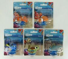 Disney Pixar Finding Nemo Mini Action Figures Toys Cake Toppers Figurine 2.5""