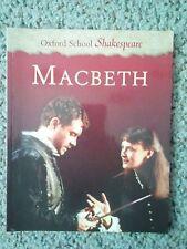 Macbeth, Oxford school by William Shakespeare