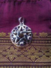 Amethyst Sterling Silver Unisex Jewellery