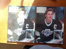 Lot of 4, Beckett Magazine #1 Lot: Basketball Football Hockey Jordan Gretzky Bo