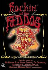 NEW DVD // ROCKIN' AT THE RED DOG // GRATEFUL DEAD + JEFFERSON AIRPLANE + JANIS
