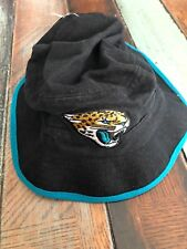 848bf05e458 Jacksonville Jaguars New Era Youth Sun Fishing Bucket Hat Black 4-7 Years