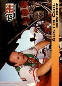 1992 Pro Set NHRA #157 Austin Coil
