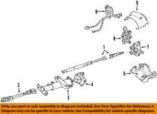 GM OEM Steering Column-Intermediate Shaft 19179922