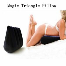 Hot Couples Sex Pillow Inflatable Adult Game Toys Magic Triangle Bedroom Cushion