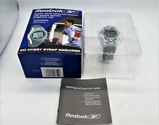 Reebok Heart Rate Monitor Watch w/ Box LB829