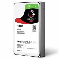"Seagate Ironwolf St10000vn0004 10 Tb 3.5"" Internal Hard Drive - Sata - 7200 -"