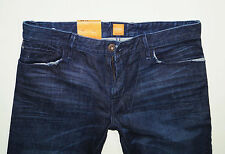 NEU - Hugo Boss Orange 24 Amsterdam - W32 L34 - Dark Denim -  Jeans  32/34