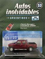 Diecast 1:43 Argentina Modern Cars 80//90 Ford Sierra 1.6 L 1984