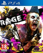 Rage 2 PS4 NEW DISPATCHING TODAY ALL ORDERS PLACED BY 2 P.M.