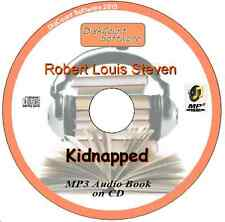 Kidnapped  - Robert Louis Steven MP3 Audio Book 30 episodes/chapters on CD