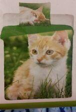 Bettwäsche Katze Ebay