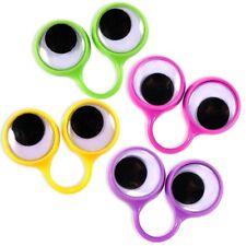 Augen-Ring, Scherzartikel, 1 Stk Kindergarten, Schule, Mitgebsel