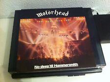 MOTORHEAD NO SLEEP TIL HAMMERSMITH 1981 BRONZE ORIGINAL LP