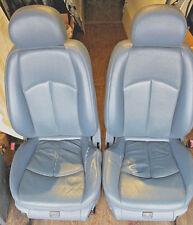 Mercedes E Klasse W211 Leder Sitze Sitzgarnitur Komplett Hinten Kindersitzumbau