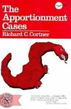 Norton Library, N637: Apportionment Cases by Richard C. Cortner (1972,...