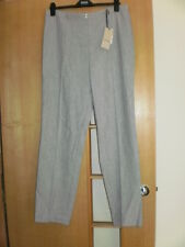 M & S Classic Grey Marl Trousers Size 20 medium BNWT 2 pairs