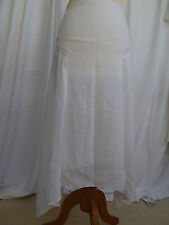 Mexx white skirt, size 14