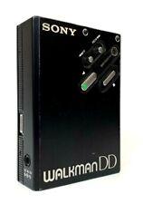 Vintage Original SONY WM-DD Walkman Cassette player (c1984)  Fully working order