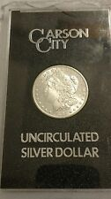 1881 Carson City GSA Hoard Proof Like American Morgan Silver Dollar