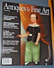 ANTIQUES & FINE ART MAGAZINE INCOLLECT AUTUMN 2015 JEWELRY NEW YORK GILDEN AGE