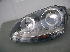 VW JETTA RABBIT GTI 05 06 07 08 09 10 HEADLIGHT XENON BEZEL LOOSE OEM