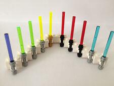 LEGO Star Wars Minifigure Lightsaber Lot - NEW parts