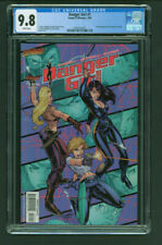 Danger Girl 1 CGC 9.8 White 1st full Danger Girl J Scott Campbell