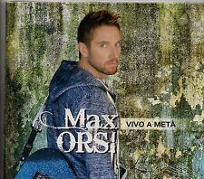 MAX ORSI CD Max Orsi MADE in the EU 2013 nuovo SIGILLATO sealed DIGIPACK Amici