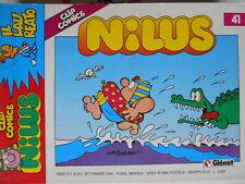 NILUS - Clip Comics n°41 1990 Origone Glenat   [G324]