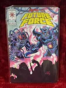 Rai and the Future Force #16  (Valiant Comics)