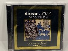 New ListingGreat Jazz Masters, Forever Gold, Big Band Era Jazz, Cd